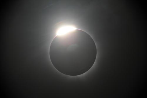 オーストラリア 皆既日食2012/11